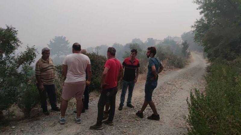 Yangında mahsur kalan 9 kişiyi Kocaeli itfaiyesi kurtardı
