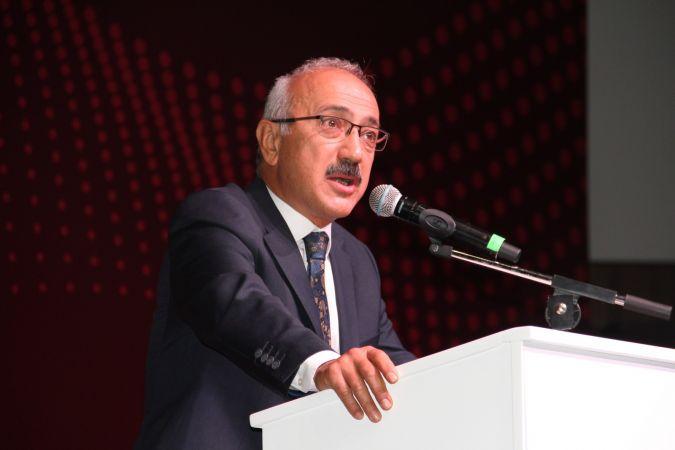 Hazine ve Maliye Bakanı Lütfi Elvan Kocaeli'de iş insanlarıyla buluştu