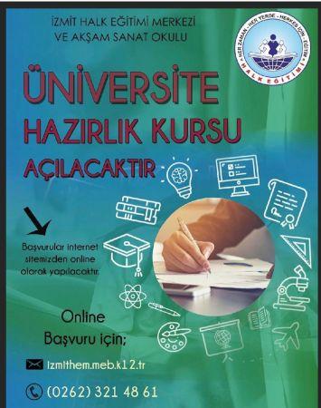 Halk Eğitim Merkezi'nden öğrencilere ücretsiz eğitim desteği