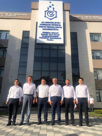GEBKİM Uzkimyosanoat ve Tataristan Ticaret Ofisi arasında işbirliği anlaşması