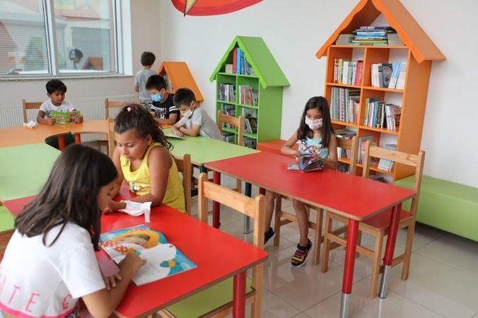 İzmit Belediyesi çocuk kütüphanesi açıyor