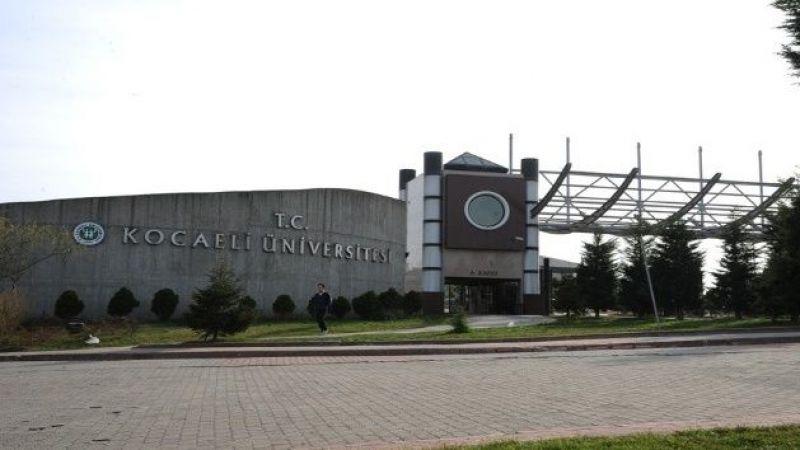 Kocaeli Üniversitesi 31 öğretim üyesi alıyor