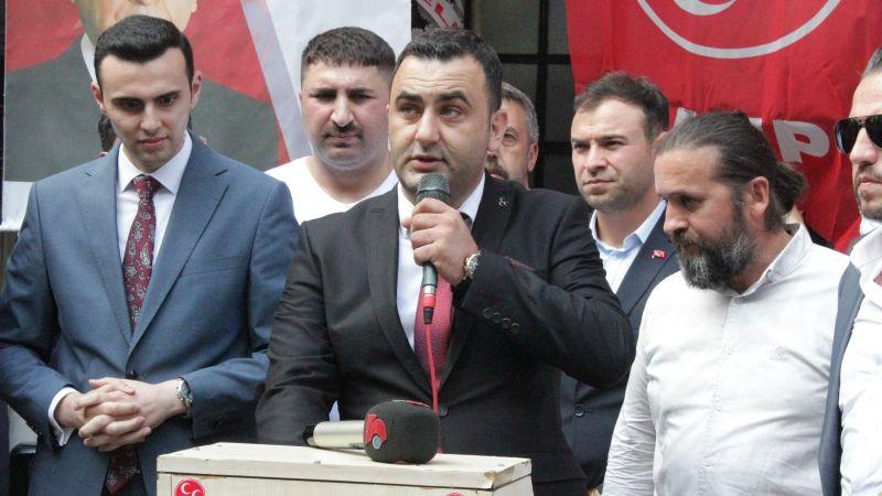 """MHP'li Başkan: """"İzmit Belediyesini alacağız"""""""