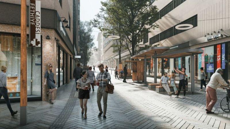 Fethiye Caddesi yenileme projesi ihaleye çıkıyor!