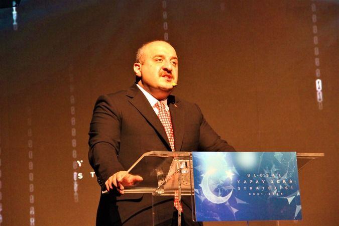 """Bakan Varank: """"Ülkemizin uluslararası yapay zeka endekslerinde ilk 20 içinde yer almasını amaçlıyoruz"""""""