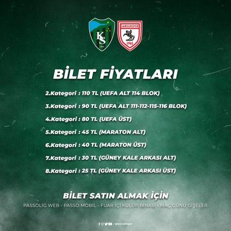 Yılport Samsunspor karşılaşması biletleri satışa çıktı