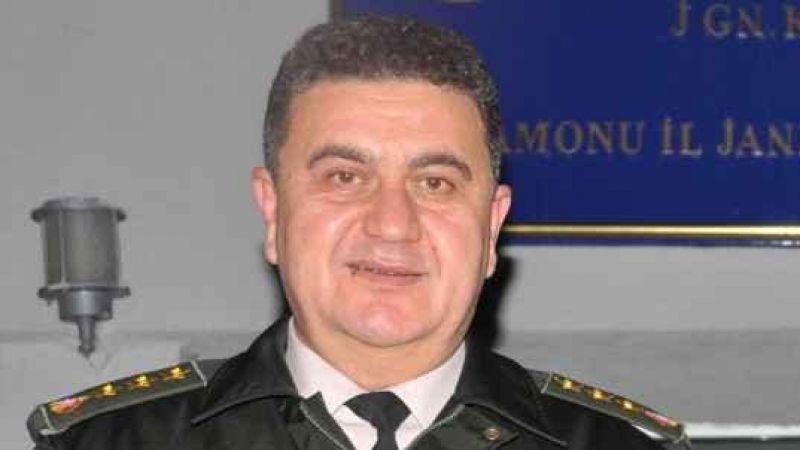 Kocaeli İl Jandarma komutanı Albay Selim Kapancı oldu