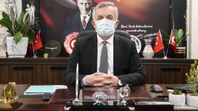 """İl Sağlık Müdürü Pehlevan'dan aşı çağrısı: """"Kocaeli'mizi maviye dönüştürelim!"""""""
