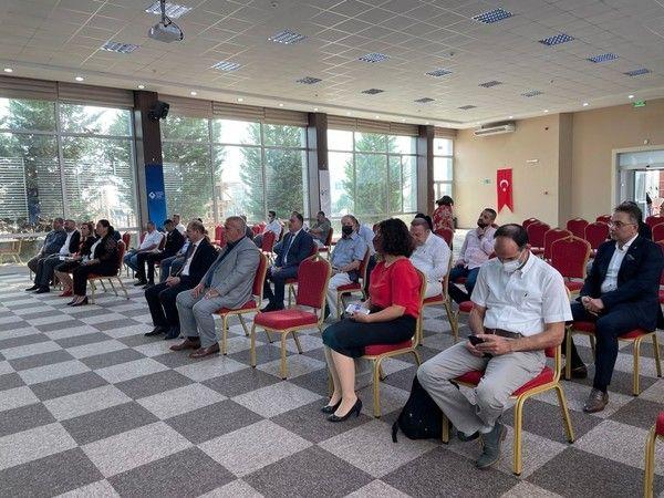 Avusturya'nın yatırım fırsatları KTO üyeleri ile paylaşıldı