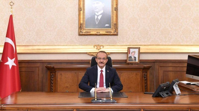 Vali Yavuz'dan 30 Ağustos Zafer Bayramı mesajı
