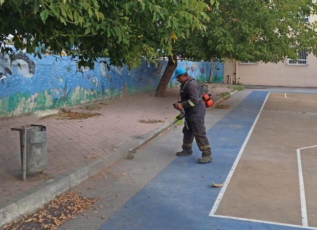 Derince'de Okullar Eğitim Dönemine Hazır