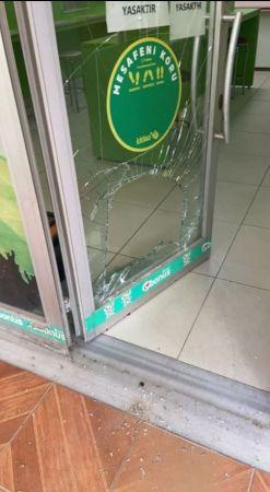 CHP'li başkanın iş yerine hırsız girdi