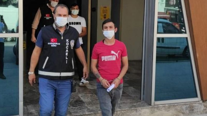 Yağmalama suçundan aranan iki genç tutuklandı