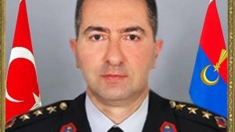 İl Jandarma komutanı İlbayı'na önemli görev