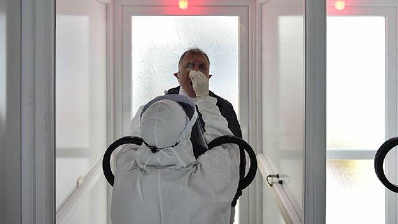 Son 24 saatte korona virüsten 244 kişi hayatını kaybetti