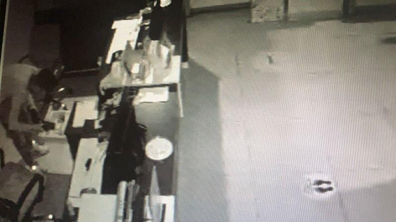 Suç makinası hırsızdan filmleri aratmayan soygun