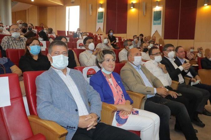 İzmit Belediyesi Başkan Yardımcısı Emirşah Torun İKM Genel Kurulu'na katıldı