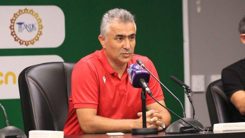 """Mehmet Altıparmak: """"Çok kötü sahada oynadık"""""""