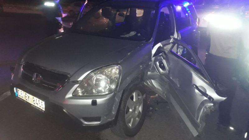 Sakarya'da feci kaza 5 yaralı!
