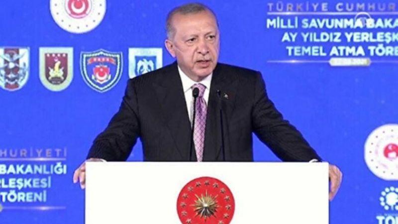 Cumhurbaşkanı Erdoğan açıkladı: MSB ile TSK birleşiyor