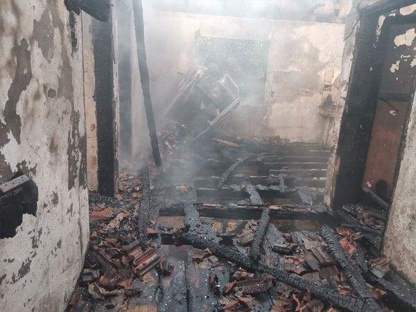 Camiden yapılan yangın anonsu facianın önüne geçti