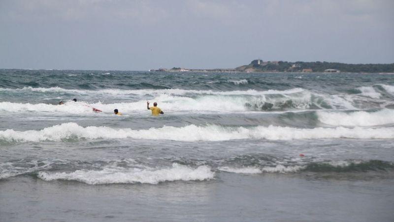 1 haftada 130 kişi boğulmaktan kurtarıldı