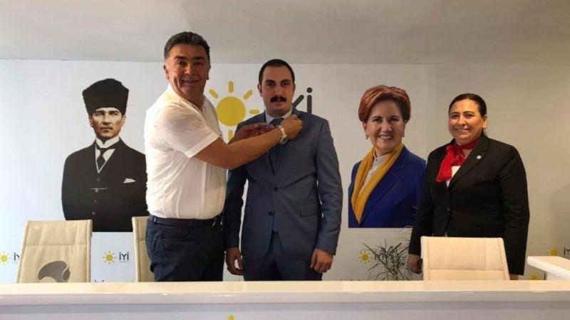 Eski Ülkü Ocakları Başkanı İYİ Parti'ye geçti!