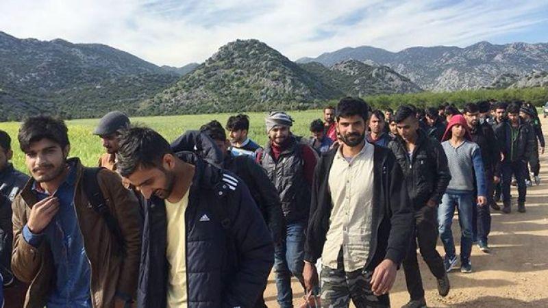 Süleyman Soylu'dan göçmen açıklaması