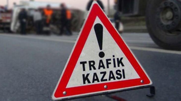 Kandıra'da feci kaza! 8 yaralı!
