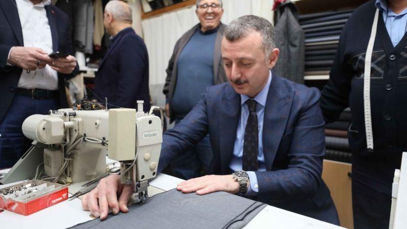 Başkan Büyükakın: Ahilik kültürü en güzel haliyle Kocaeli'nde yaşatılıyor