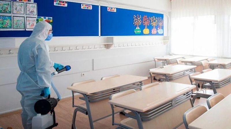O ilçelerde sınıflar karantinaya alındı!