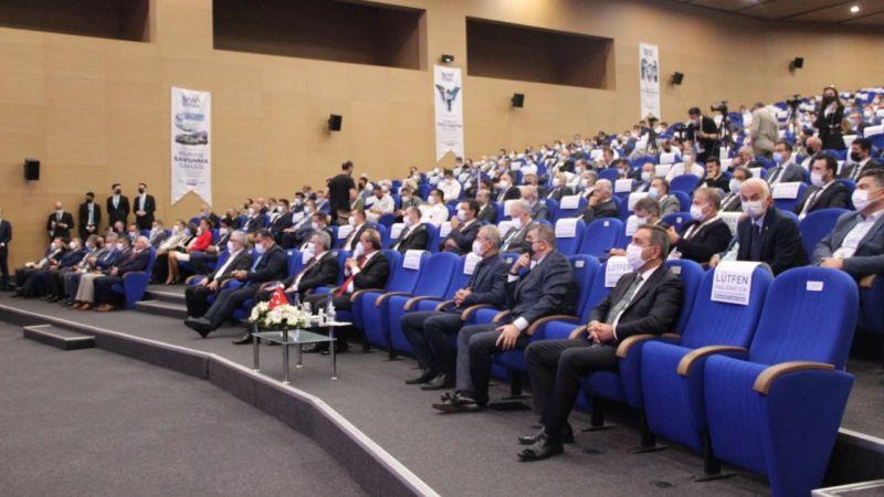 """Başkan Demir'den savunma sanayiinde """"yerli standart"""" vurgusu"""