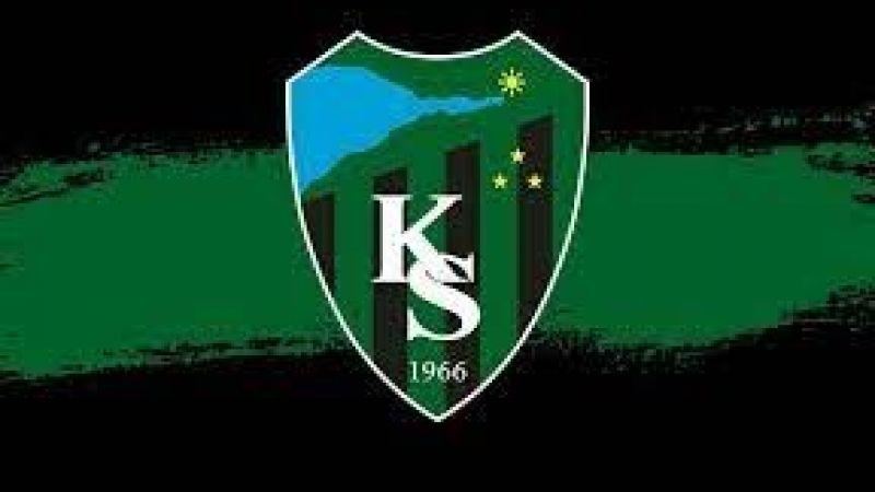 Kocaelispor PFDK'ya sevk edildi