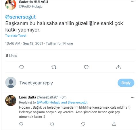 Rektör Hülagü'ye Belediye Başkanlığı yakıştırması