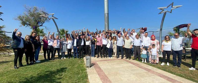 MHP Karamürsel teşkilatı toplandı