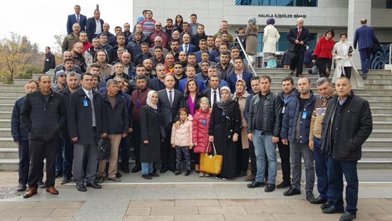 Hürriyet, İZGİM'in açılışında Gazi Sayılmayan'ları unutmadı