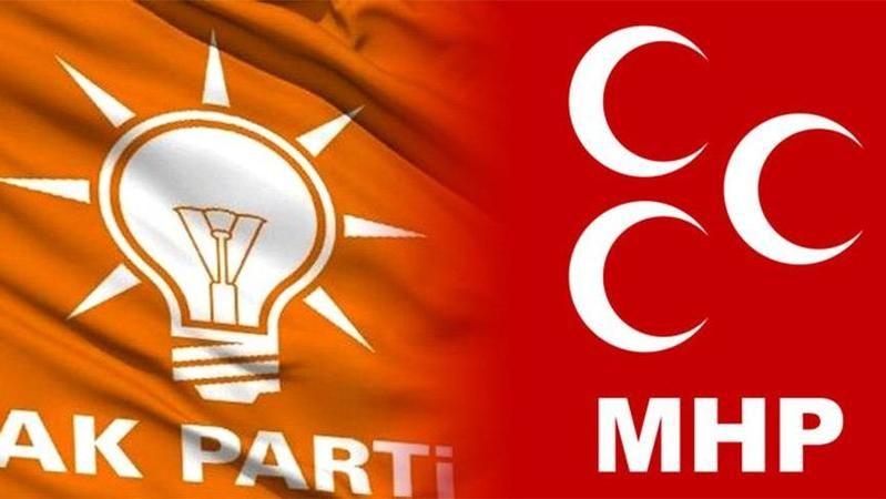 AKP 7 diyor MHP 12 diyor