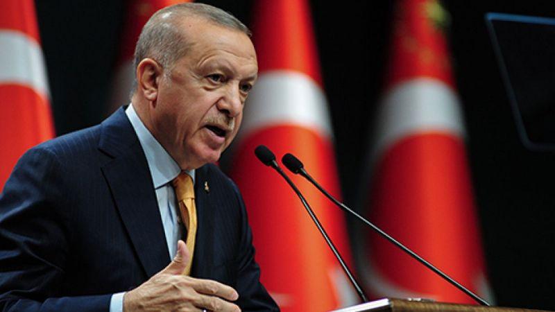 Erdoğan'dan market açıklaması