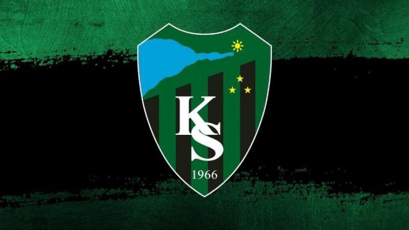Kocaelispor'un kadrosunda o isimler yok