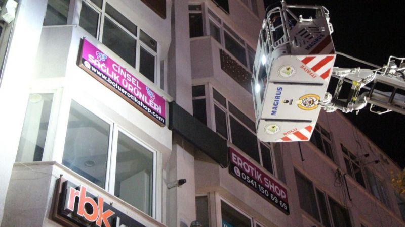 Erotik Shop mühürlendi