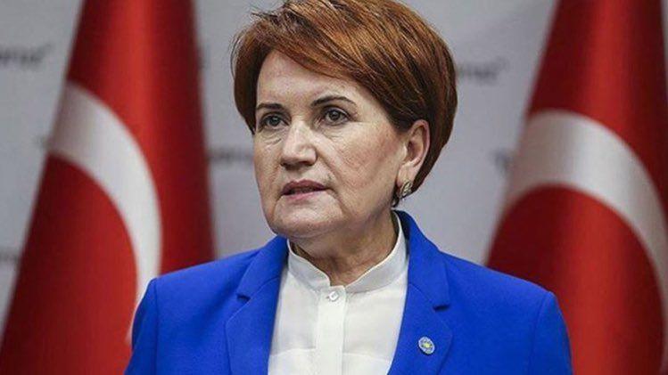 Akşener'den Cumhurbaşkanlığı aday açıklaması