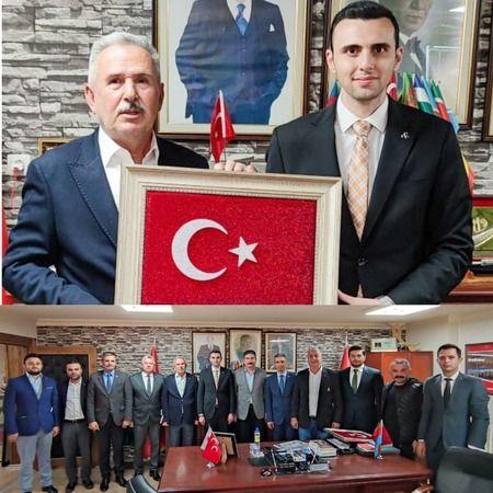 MHP'ye Ankara'dan ziyaret