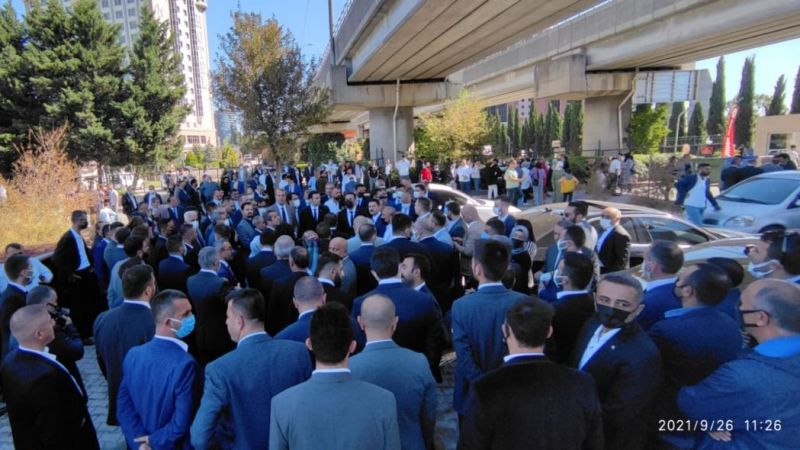 MHP Kocaeli İstanbul'a Çıkarma Yaptı