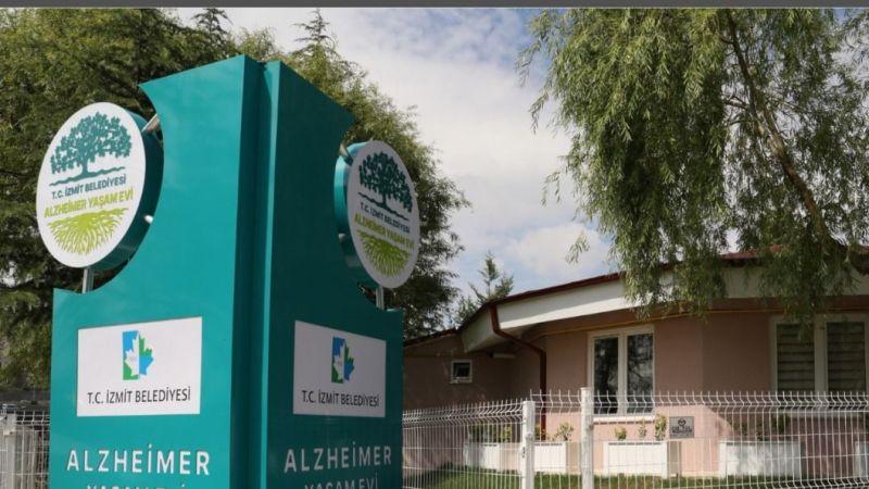 Kocaelililer, Alzheimer Yaşam Evi'ni dijital ortamdan takip edebiliyor