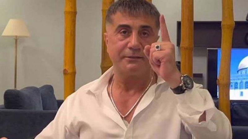 Suç Örgütü Lideri Sedat Peker'den yeni gelişme