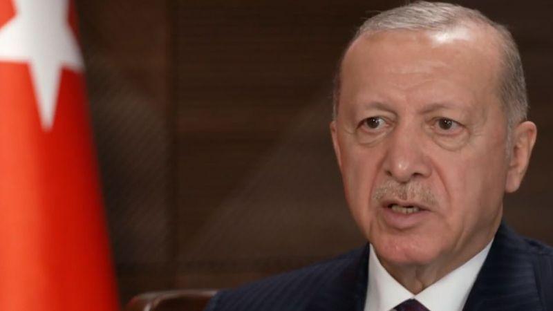 Cumhurbaşkanı Erdoğan ABD basınına konuştu