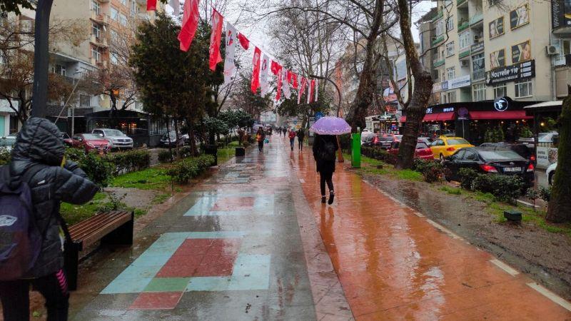 Güneşe aldanmayın! Hafta boyunca yağış var!