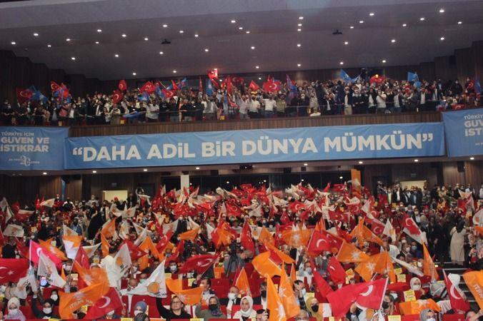 AK Parti'de İl Danışma toplantısı gerçekleşti