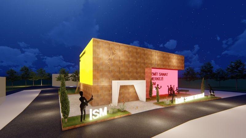 Yenişehir Sanat Merkezi ihalesi çarşamba günü
