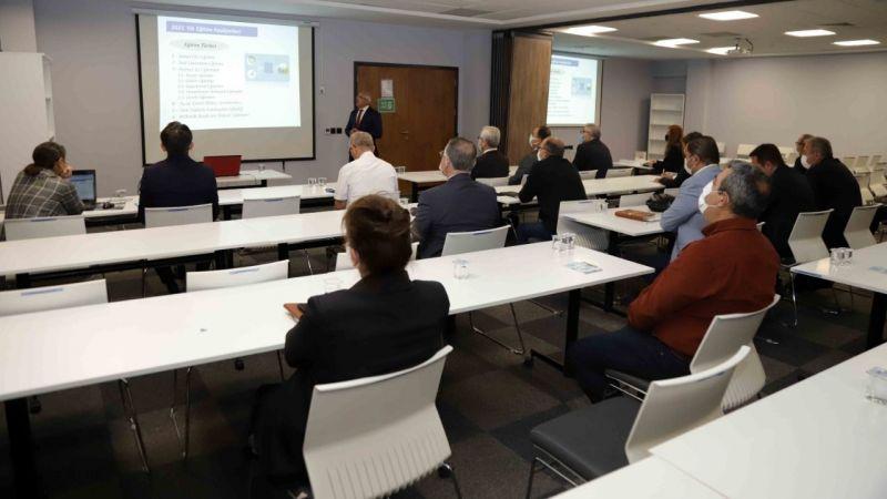 İSU eğitim kurulu toplantısı yapıldı